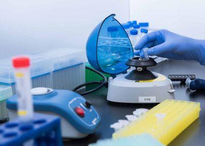 Laboratorios INDEAR 06