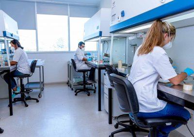 Laboratorios INDEAR 07